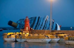 Δικαστική απόφαση για το ναυάγιο του Costa Concordia