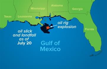 18,7 δις από την BP για την πετρελαιοκηλίδα στον κόλπο του Μεξικού