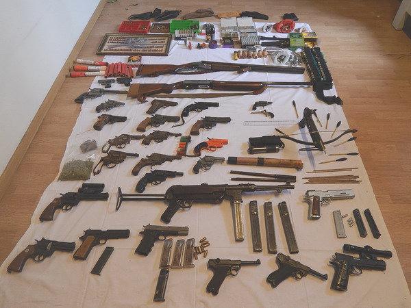 Στοιχεία για την κατοχή όπλων από ιδιώτες παγκοσμίως