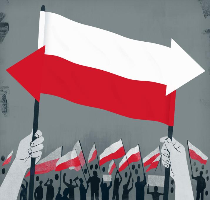 Ξεκινά έρευνα για τις αλλαγές στο δικαιοδοτικό σύστημα της Πολωνίας