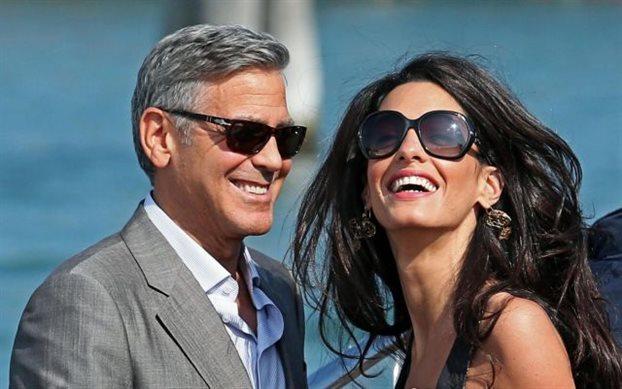 Για τη «σούπερ καριέρα» της συναδέλφου κας Clooney