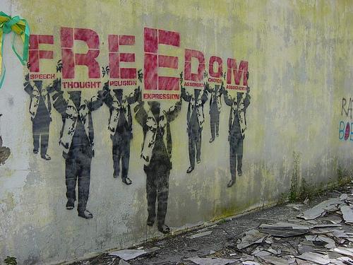 Freedom House report 2016: Η ελευθερία στον κόσμο το 2015