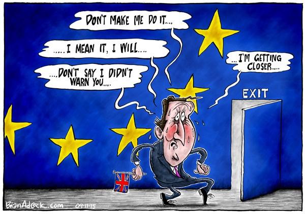 Ψήφος υπέρ Brexit: οι πιο δυσαρεστημένοι των Ευρωπαίων πολιτών οι Βρετανοί