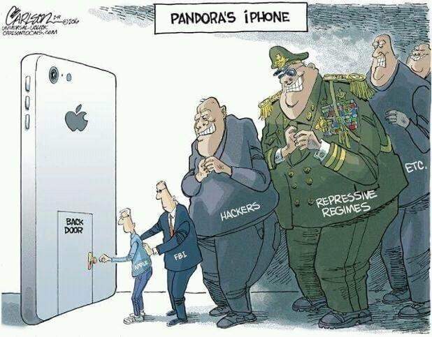 Παρά τη σχετική παραγγελία η Apple δεν ξεκλειδώνει iphone τρομοκράτη