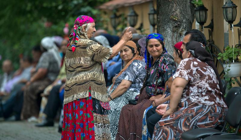Παγκόσμια ημέρα Ρομά η 8η Απριλίου