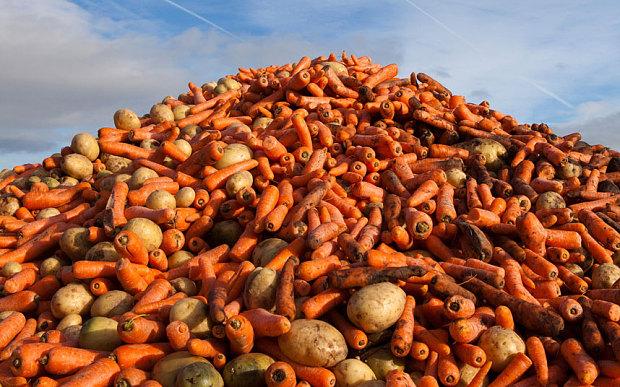 Διαδίδεται η δωρεά (αντί απόρριψης) τροφίμων από μεγάλα supermarkets στην ΕΕ