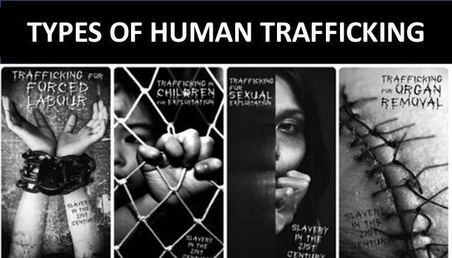 Παράνομη Διακίνηση και Εκμετάλλευση Ανθρώπων (trafficking)
