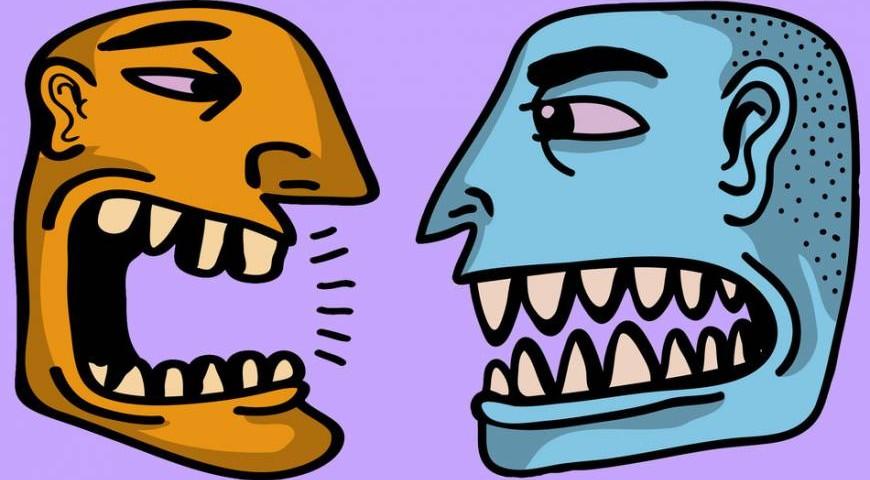 Κλείδωμα λογαριασμού στο facebook ως ποινή για ρητορική μίσους