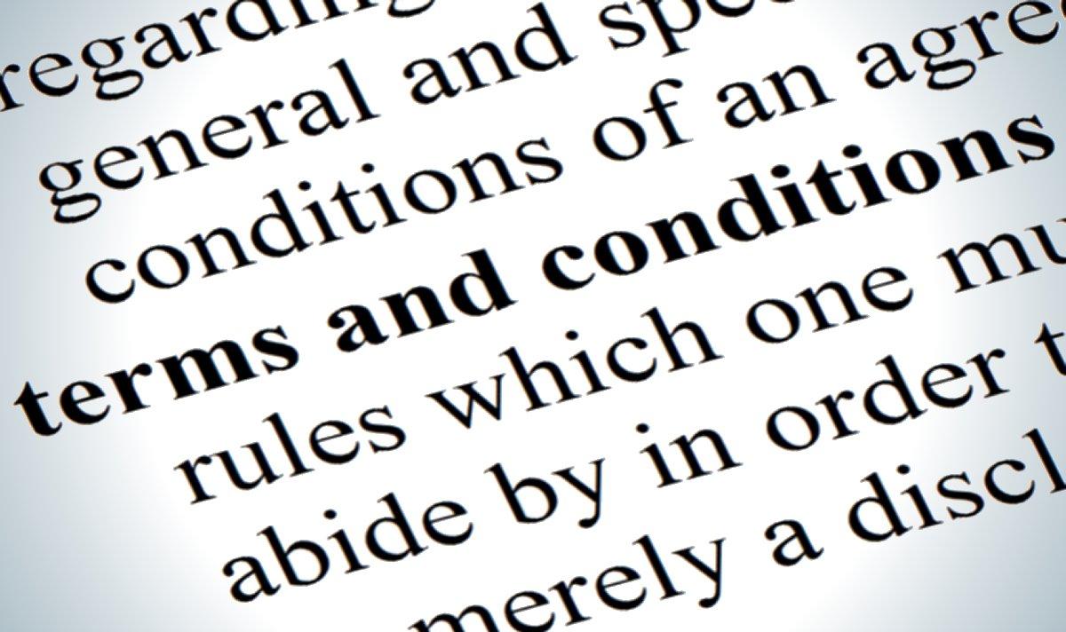«Έχω διαβάσει & αποδέχομαι τους όρους χρήσης»: Λέμε την αλήθεια;