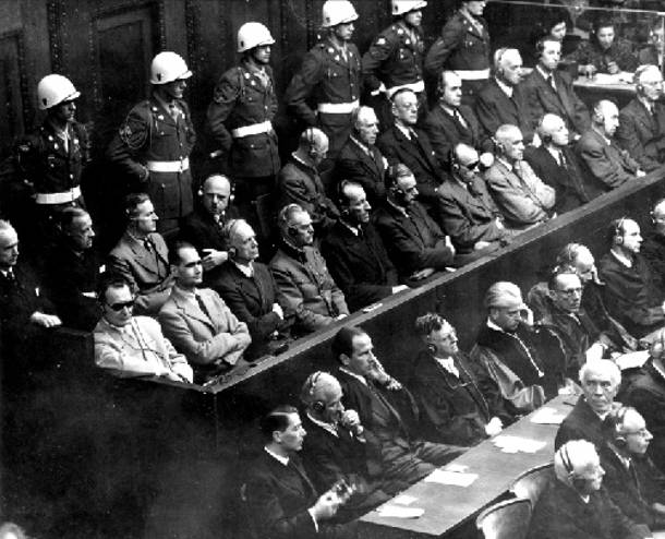 Δίκη της Νυρεμβέργης: η ετυμηγορία του Διεθνούς Στρατοδικείου