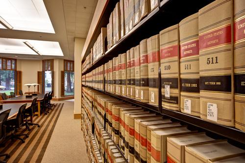 Η νέα βιβλιοθήκη της Νομικής Σχολής ΕΚΠΑ