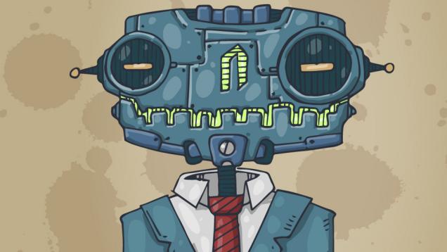 Ο πρώτος δικηγόρος-ρομπότ σε λειτουργία…