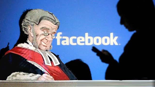 Φιλία με δικηγόρο στο facebook: αποτελεί λόγο εξαίρεσης δικαστή;