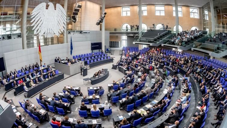 Θέλετε να εργαστείτε στο γερμανικό κοινοβούλιο;