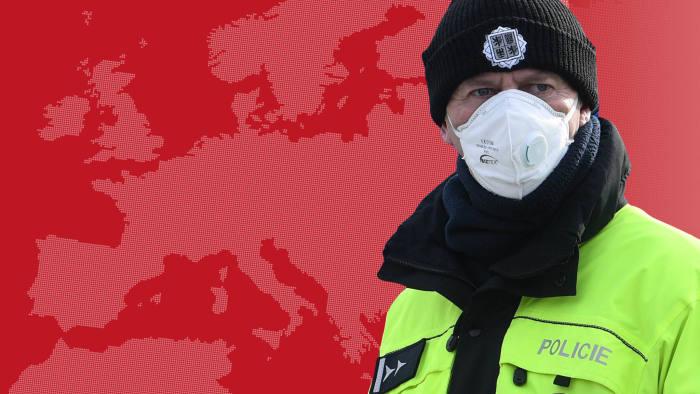 Κλείσιμο δικαστηρίων λόγω Covid19: Η κατάσταση στην Ευρώπη