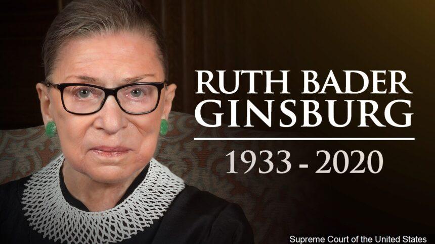 Έφυγε η εμβληματική νομικός R. B. Ginsburg