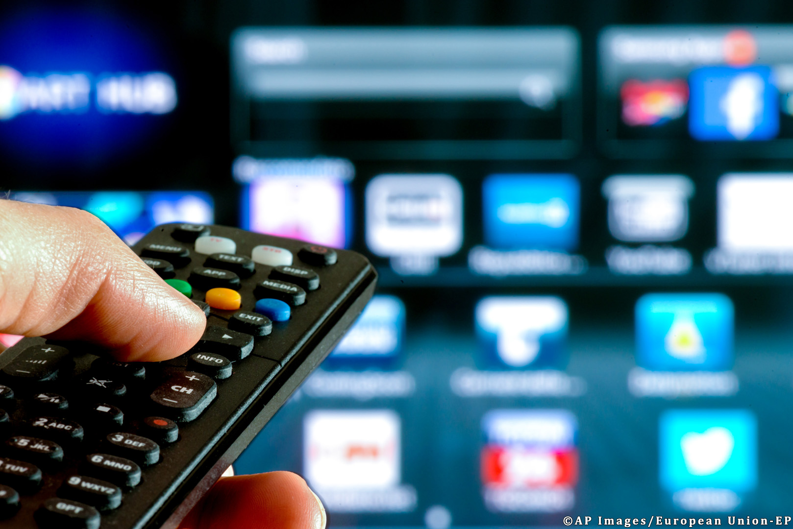 Μεταφορά Οδηγίας για οπτικοακουστικά μέσα: κάλλιο αργά παρά ποτέ