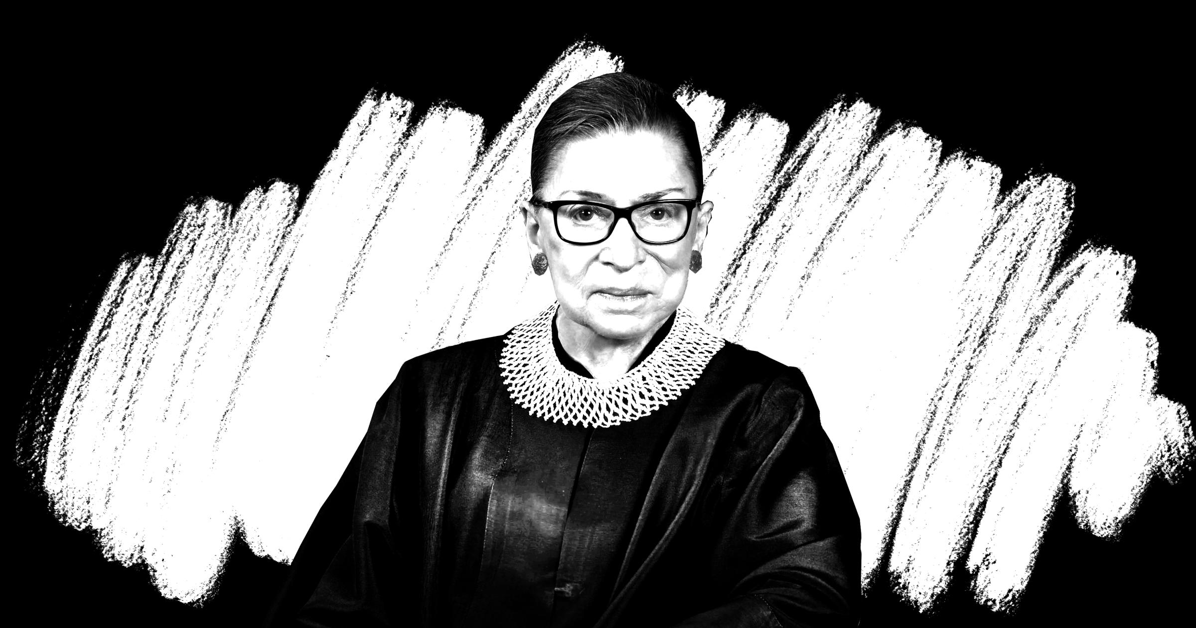 R.B. Ginsburg και δίκαιο πνευματικής ιδιοκτησίας