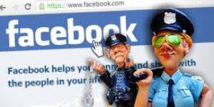 Αν είσαι και παπάς... Το facebook μπλόκαρε λογαριασμούς της Αστυνομίας στη Β. Ιρλανδία