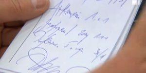 Ο δυσανάγνωστος γραφικός χαρακτήρας ιατρού καθιστά ανυπόστατα τα χειρόγραφα σημειώματά του