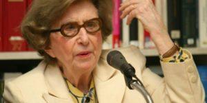 Στερνό αντίο σε μια μεγάλη προσωπικότητα - γυναίκα Νομικό