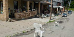 Ο Κ.Ο.Κ. για τις αυτοσχέδιες θέσεις πάρκινγκ στο οδόστρωμα