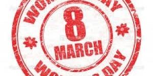 Παγκόσμια ημέρα της γυναίκας 2015