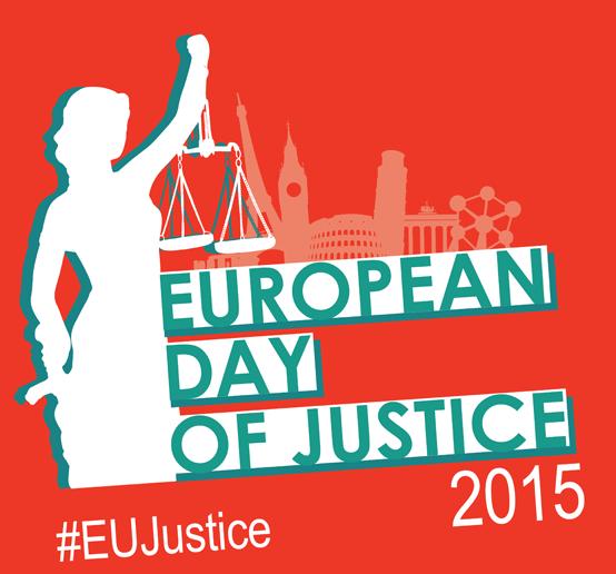Ευρωπαϊκή ημέρα δικαιοσύνης 2015