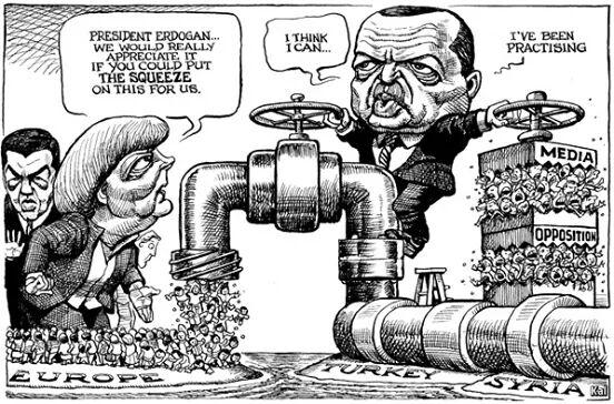 Διαβουλεύσεις ΕΕ-Τουρκίας για το προσφυγικό: πού βρισκόμαστε
