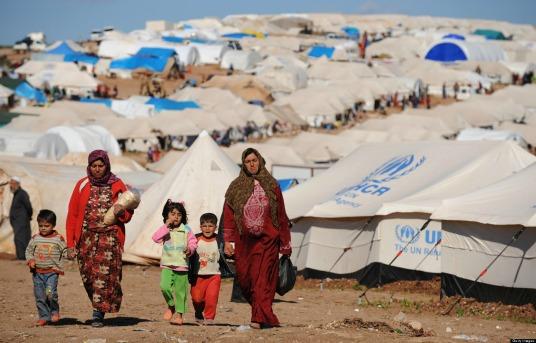 Eurostat: 1.200.000 αιτούντες άσυλο στην Ε.Ε. το 2015