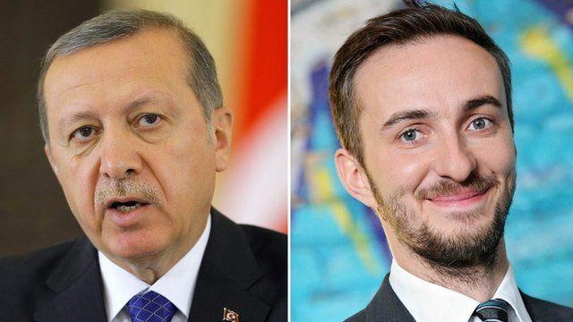 """Δικαστική διαμάχη Erdogan v. Böhmermann:  νεότερα από το """"μέτωπο"""""""