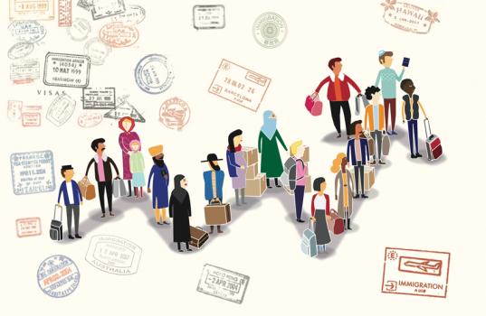 Έκδοση του ΟΟΣΑ για τη μετανάστευση: επιπτώσεις & προοπτικές