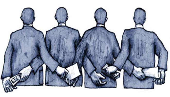 Η αντιμετώπιση της διαφθοράς στην Ελλάδα και στην Ευρώπη