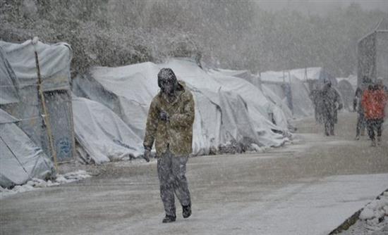 Η κατάσταση προσφύγων & μεταναστών στην Ελλάδα κατά τα έτη 2015-2016-2017