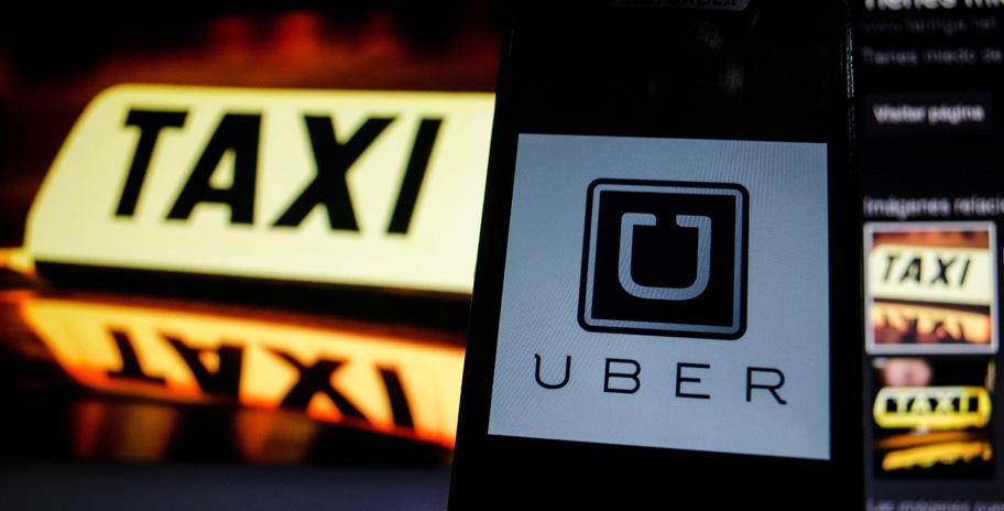 Γ. Εισαγ. ΔΕΕ: η Uber είναι υπηρεσία Taxi και υπόκειται στη σχετική νομοθεσία