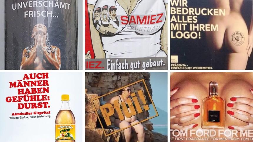 Αυτορύθμιση κατά της σεξιστικής διαφήμισης