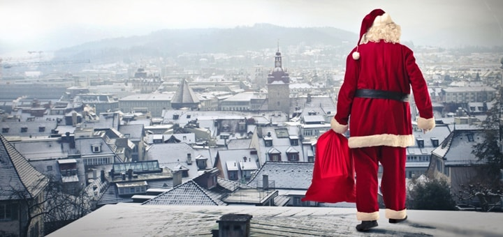 """Santa Claus Is Coming To Town"" - η δικαστική διαμάχη"