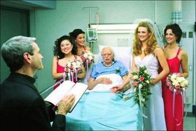 Γάμος με ετοιμοθάνατο: κανένα δικαίωμα συντάξεως χηρείας για τον επιζώντα σύζυγο