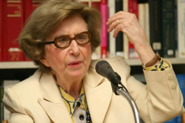 Εκδήλωση εις μνήμην της Αλίκης Γιωτοπούλου-Μαραγκοπούλου