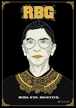 Όταν απέρριπταν την R. B. Ginsburg από θέση υπαλλήλου στο US Supreme Court...
