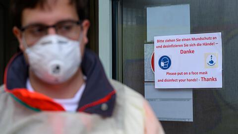 Hagen Γερμανία: Υποχρεωτική η χρήση μάσκας ενώπιον του δικαστηρίου