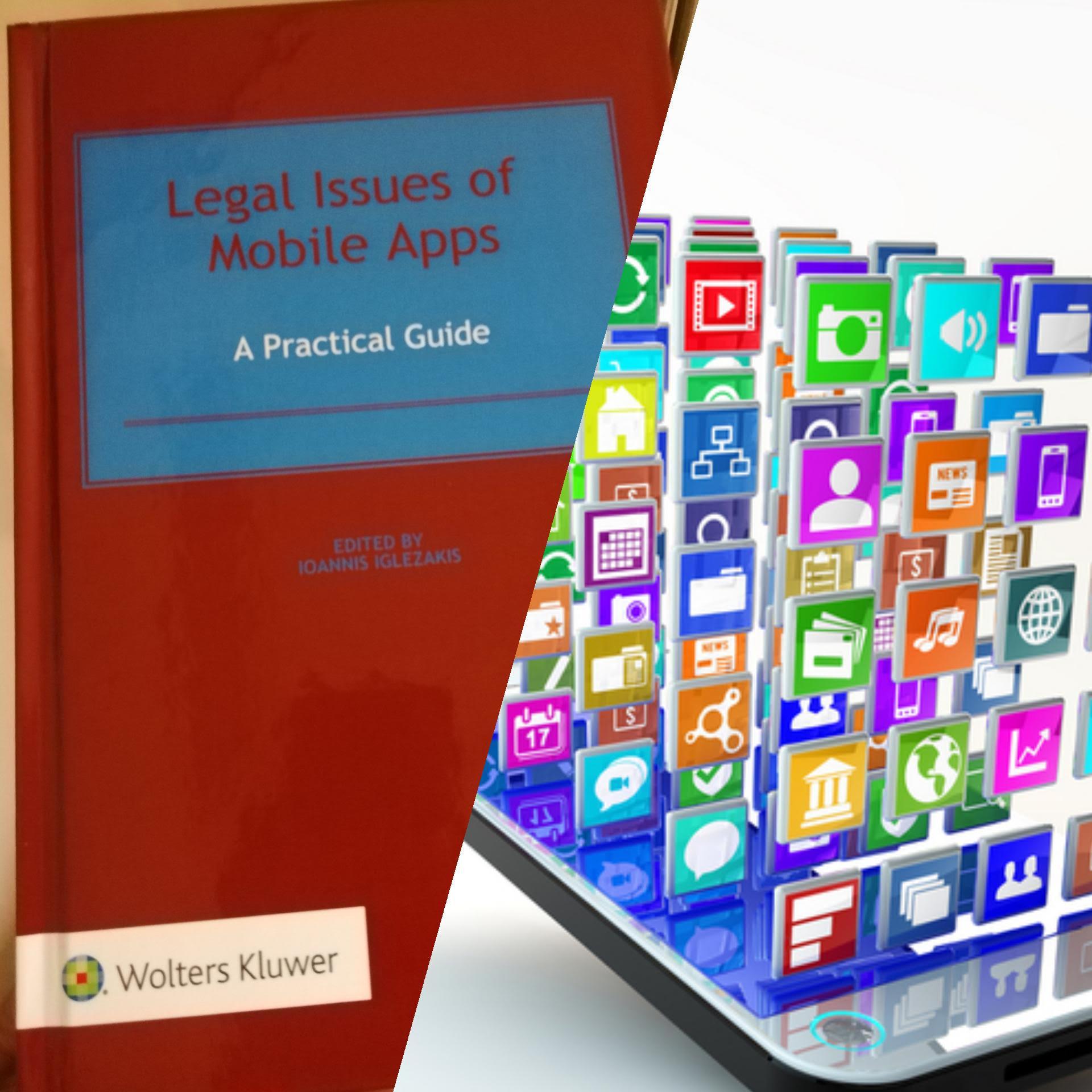 Κυκλοφορεί: Legal issues of mobile apps