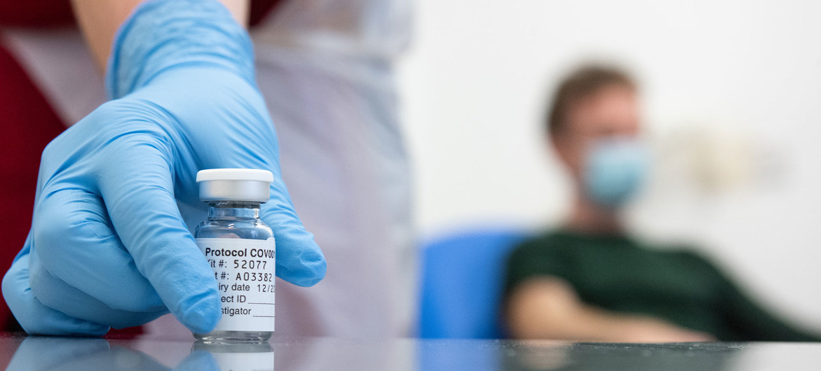 ΗΠΑ: Στις πρώτες λίστες τα νομικά επαγγέλματα για το εμβόλιο